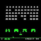 Zhakowali bilbord, zagrali w Space Invaders