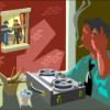 Przestępca ujawnił swoją tożsamość, ponieważ podsłuchiwał własną żonę