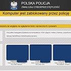 Oprogramowanie wymuszające okup wyświetla pornografię dziecięcą