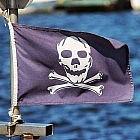 Jak brytyjscy piraci sami rzucili się w objęcia organów ścigania