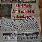 Voodoo, Foutanga Babani Sissoko i dolary. Bardzo dużo dolarów