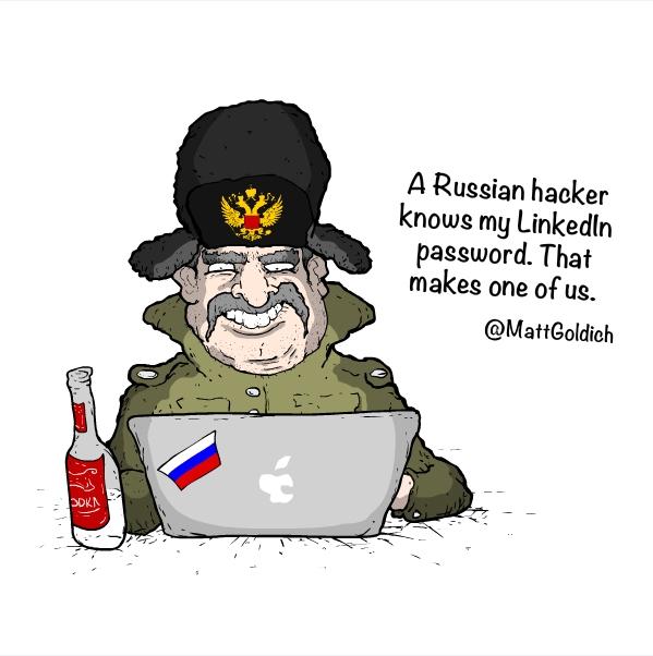 Prawda o rosyjskich hakerach