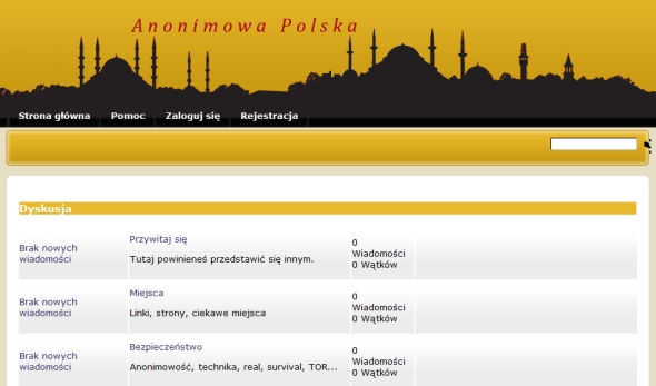 Forum Anonimowa Polska