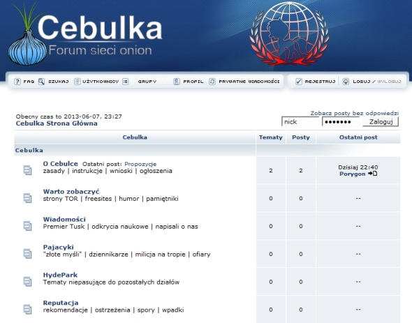 Forum Cebulka