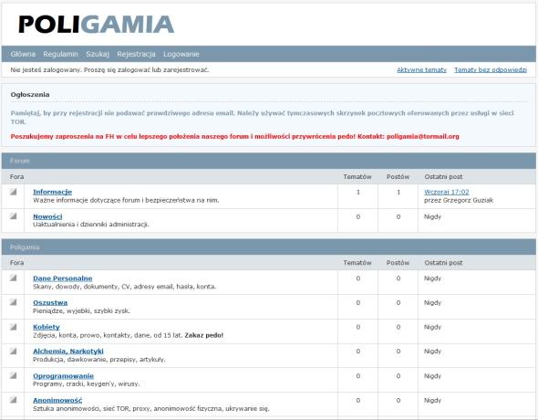 Forum Poligamia