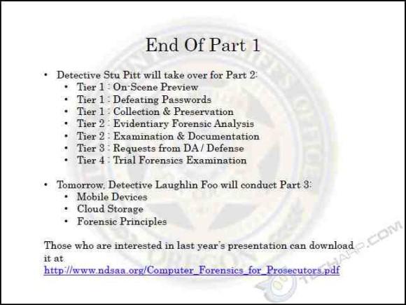 Ostatni slajd z prezentacji