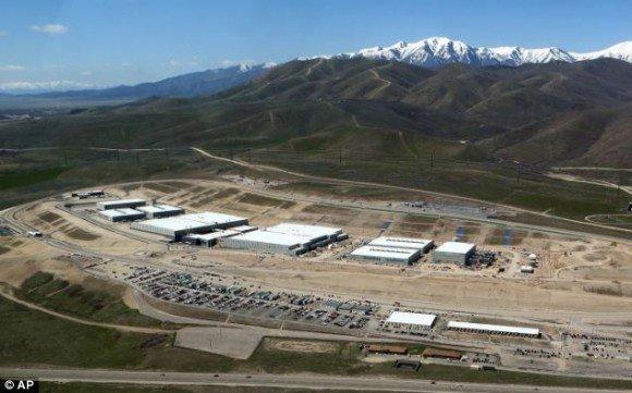Serwerownia NSA w Utah