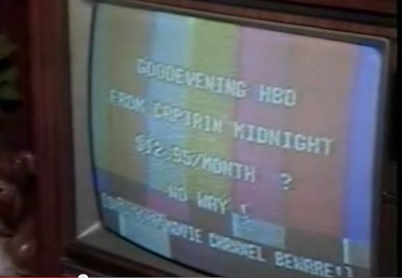 Zhakowany kanał HBO