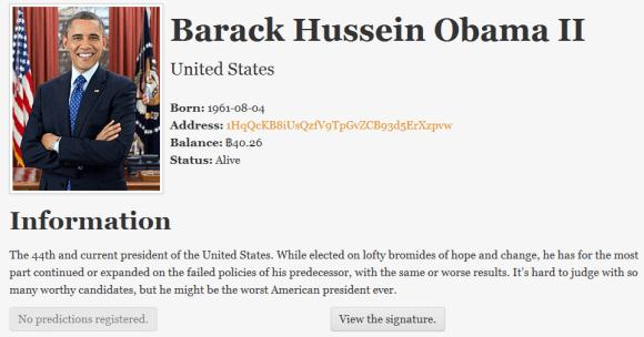 Kandydatura Obamy