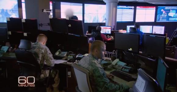 Fragment programu - NSA przy pracy