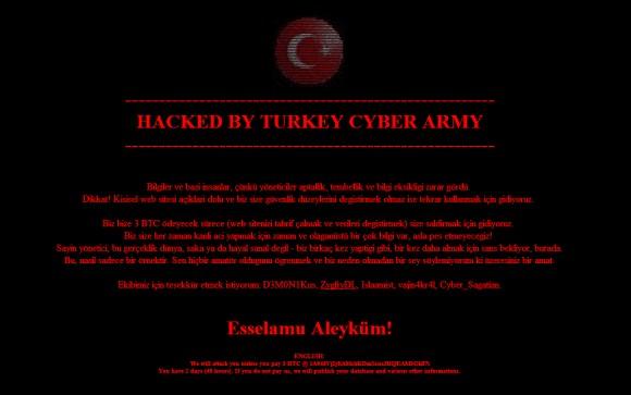 Turcy atakują?