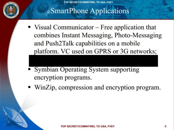 Przykład ocenzurowanego slajdu