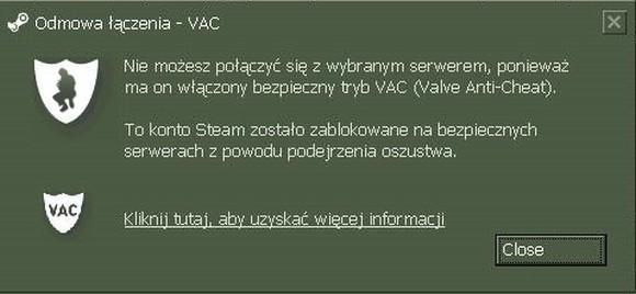 Efekt działania systemu VAC