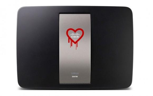 Heartbleed w produktach Cisco (źródło grafiki: geeky-gadgets.com)