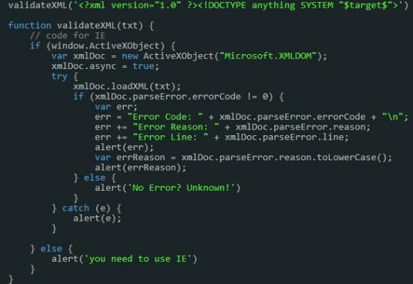 Kod nie jest przesadnie skomplikowany (źródło: soroush)