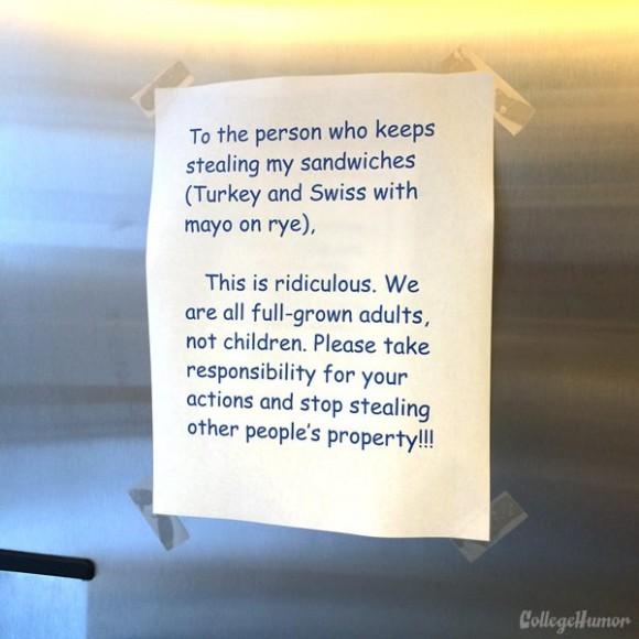 :) Jak technologia zgubiła kanapkowego złodzieja – szantażystę