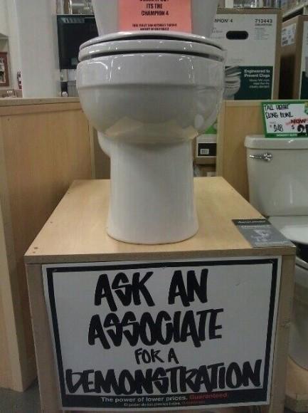 Prezentacja w sklepach Home Depot!