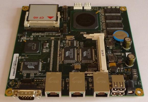 PC Engines ALIX  - czyli znajdź różnicę wersja 1