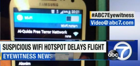 Niebezpieczna sieć WiFi
