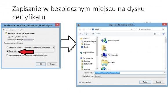 Zrzut ekranu z instrukcji