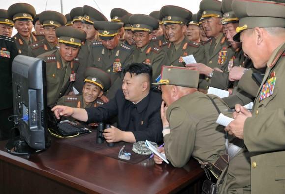 Kim Dzong Un hakuje Sony
