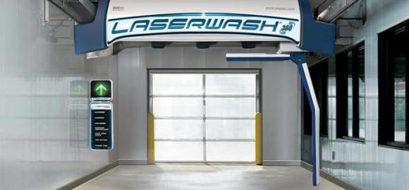 Myjnia Laserwash