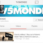 Profil Youtube