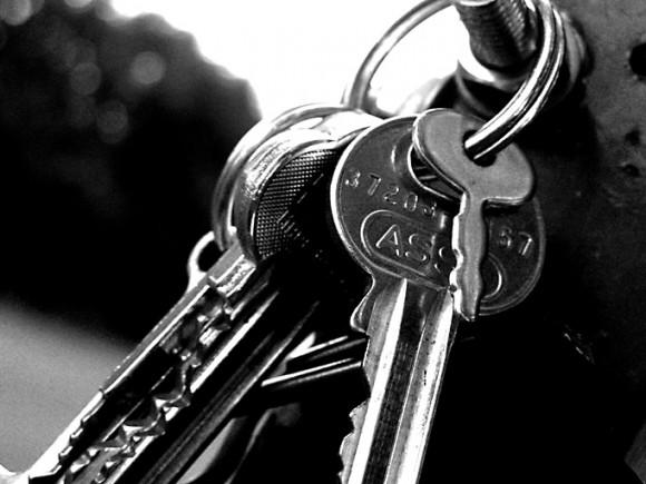 Losowy obrazek z kluczami (źródło: bohman
