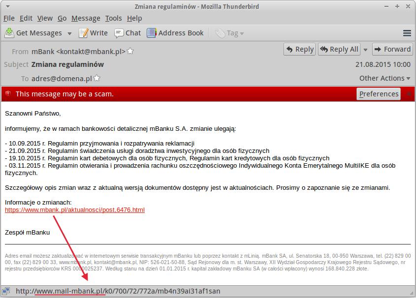 Ten Email Wyglada Zupelnie Jak Phishing Ale To Tylko Wiadomosc Od