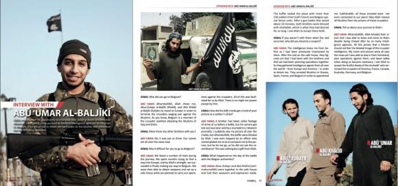 Wywiad z terrorystą