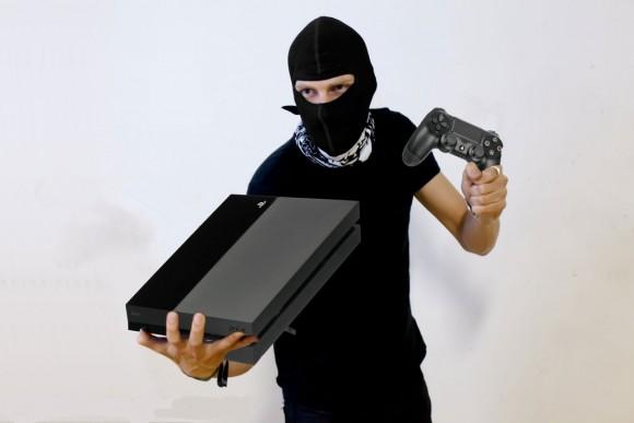 Terrorysta z PS4 via @russelneiss
