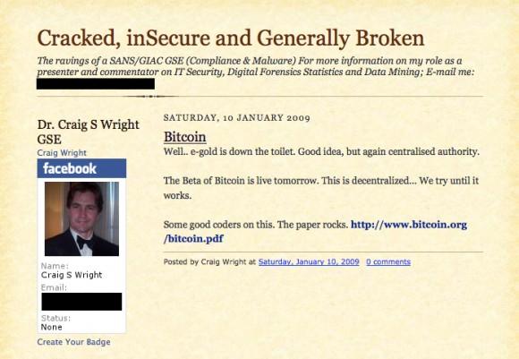 Usunięty wpis z bloga Wirghta