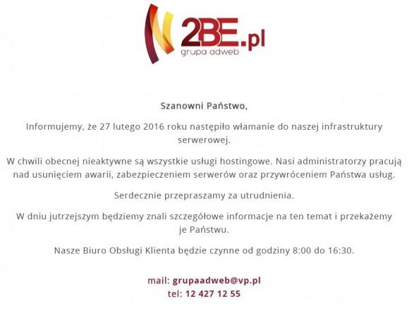 Strona 2be.pl
