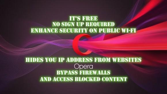 """Reklama """"VPNa"""""""