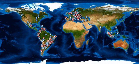 Mapa ataku